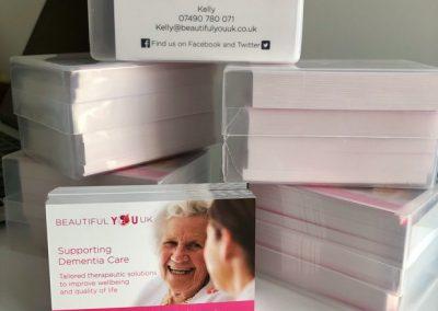 Business Cards – Beautiful You UK